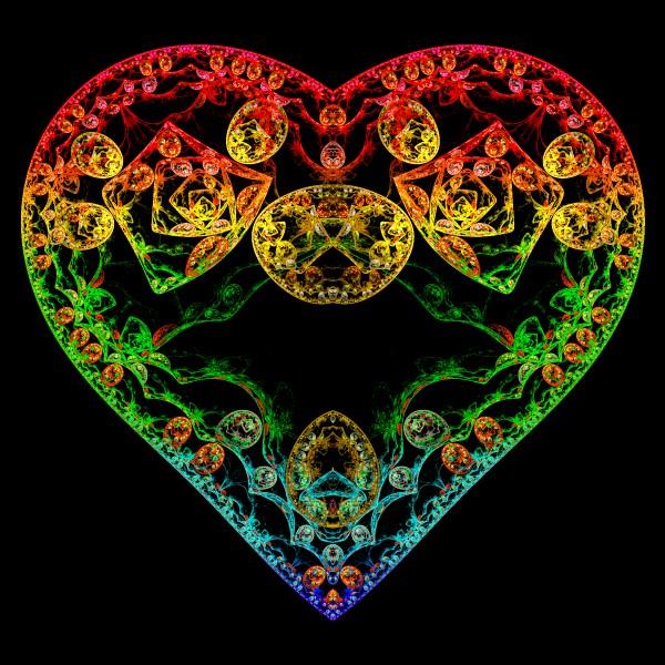 Gemmy Heart