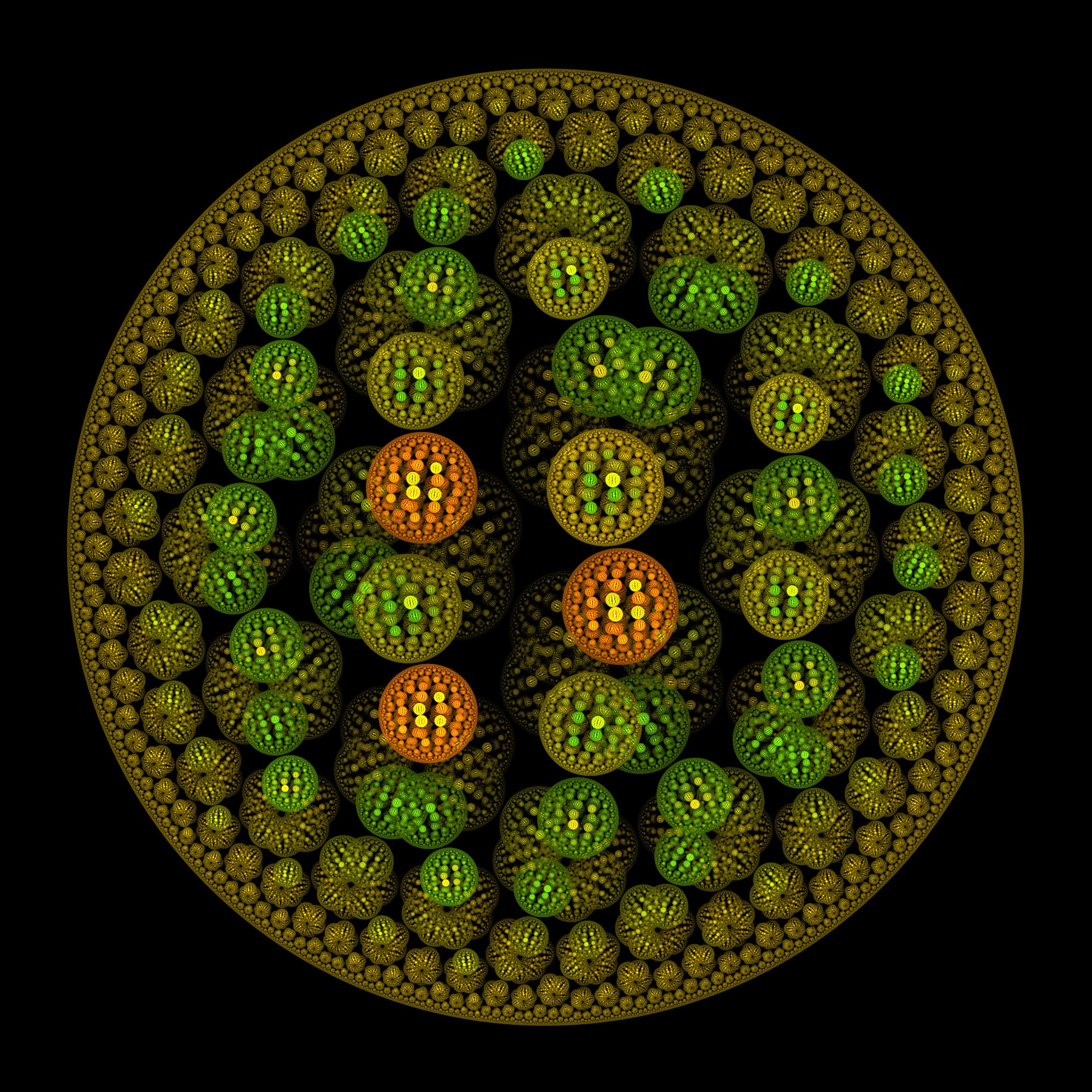 Mold Spheres