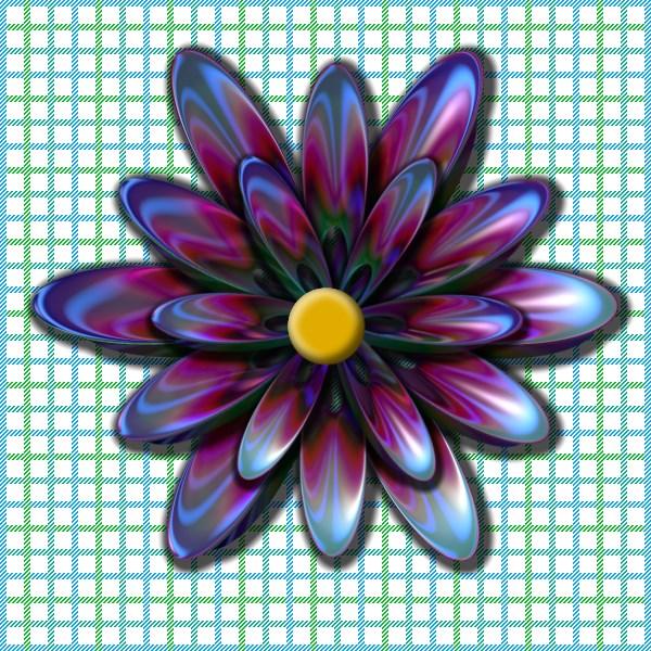 Dazzling Flower