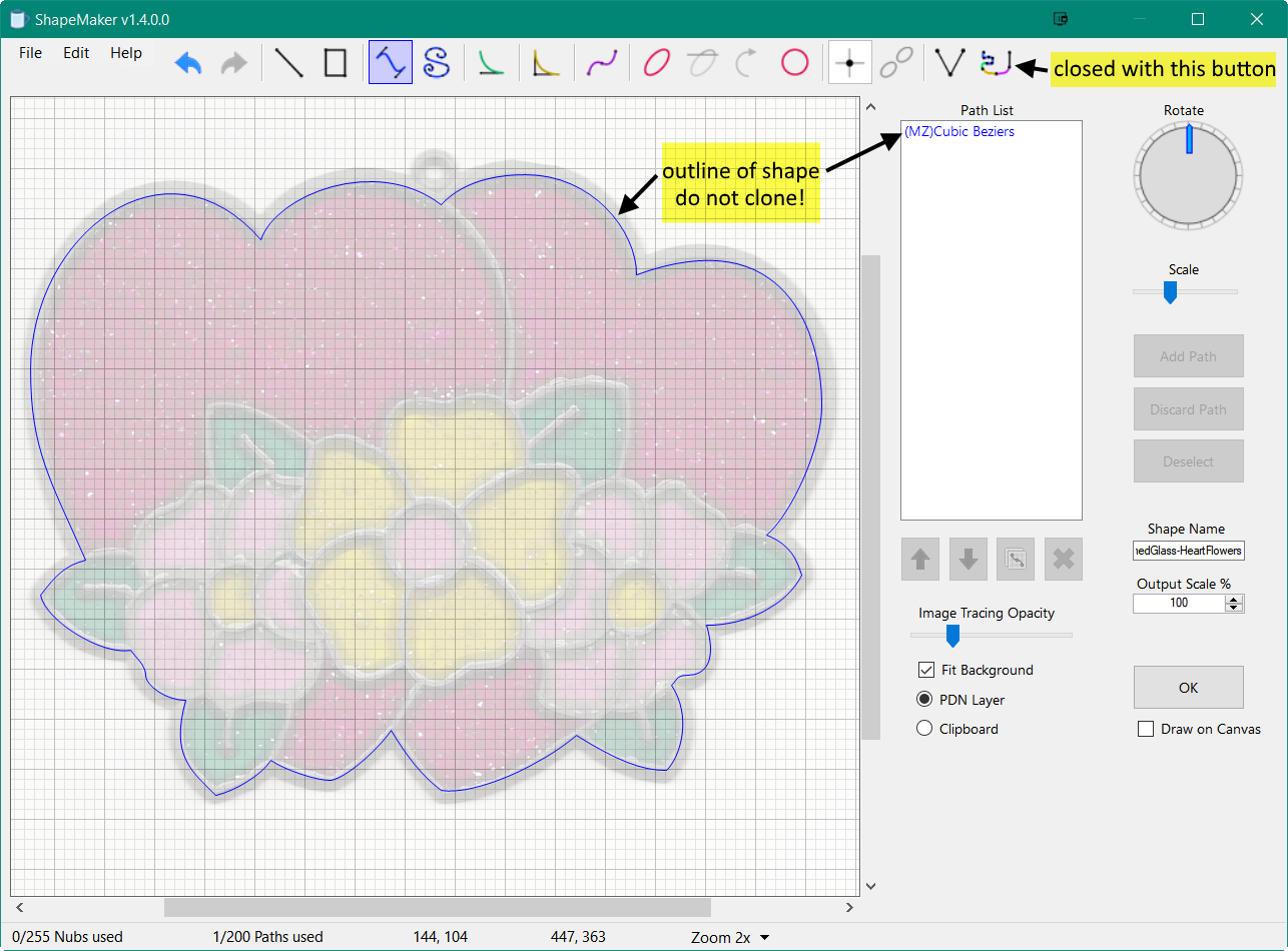 Shapemaker mini tutorial shapes paint forum sm01g baditri Image collections